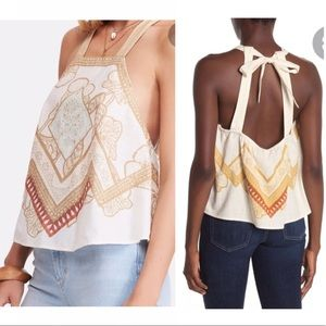 Free People | NWT Cool Cabana Cotton Sugar Combo